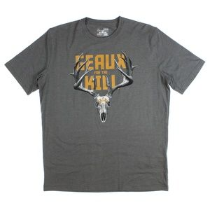 Under Armour 'Geaux for the Kill' Fit T-Shirt Grey